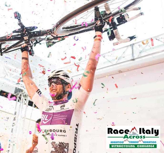 Race across Italy 2019, successo inarrestabile