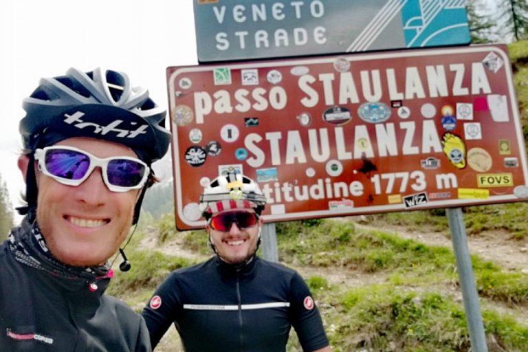 Andrea Muraro e Valter Saccon, un giretto veneto di 1000 km