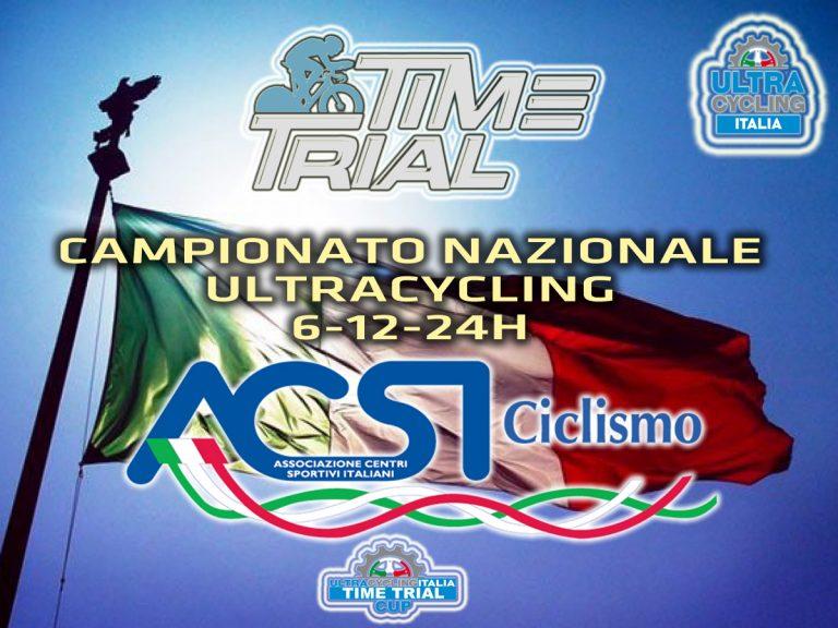 Time Trial di San Pietro di Feletto è campionato nazionale ACSI